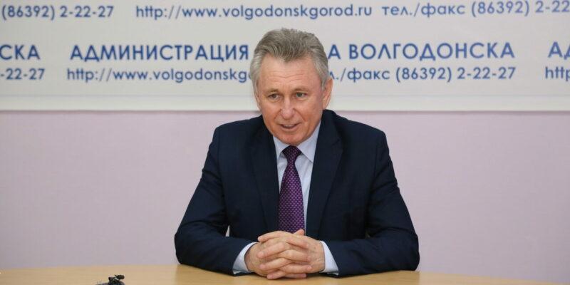 Пресс-конференция главы администрации: Виктор Мельников подвел итоги уходящего года и поблагодарил свою команду, депутатов и горожан за поддержку и совместную работу