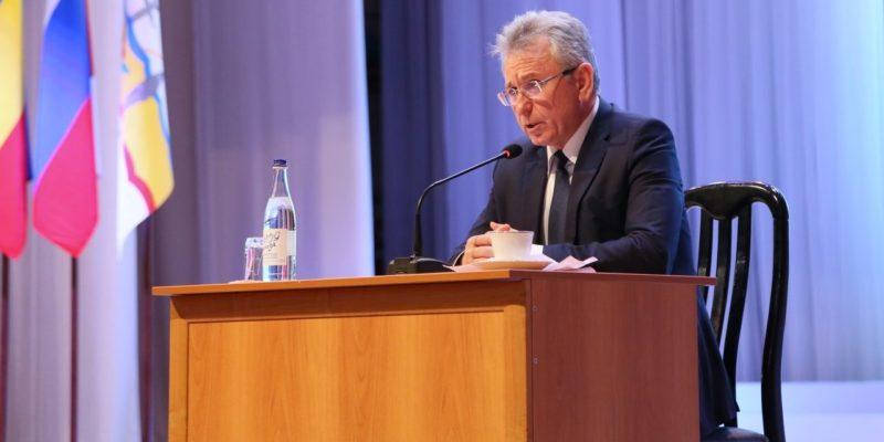 «Главными ориентирами нашей работы были и остаются жители Волгодонска» : глава администрации Волгодонска отчитался о работе муниципалитета за 2019 год