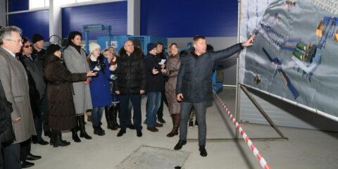 В Волгодонске завершено строительство первого межмуниципального экологического отходоперерабатывающего комплекса