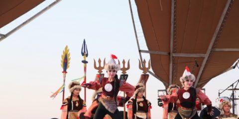 II Межрегиональный фестиваль исторической реконструкции «Великий шелковый путь на Дону»