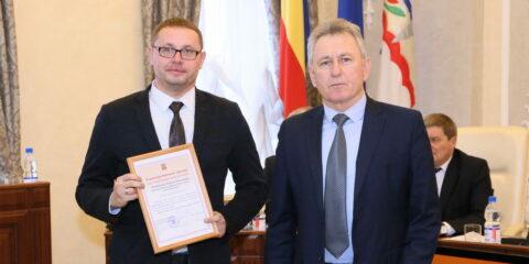 Виктор Мельников поздравил с Днем российской печати журналистское сообщество Волгодонска