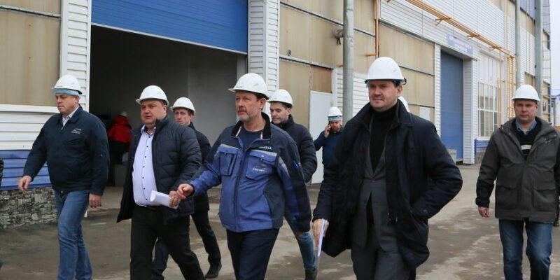 «Эффективный муниципалитет»: министерство экономразвития и ГК «Росатом» следят за внедрением бережливых технологий в Волгодонске