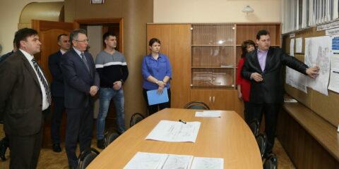 Эффективный муниципалитет: глава администрации Виктор Мельников оценил старт внедрения бережливых технологий в жизнь города