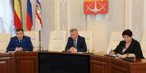 Оперативный штаб: заболевших в Волгодонске нет, меры контроля за распространением коронавирусной инфекции усилены