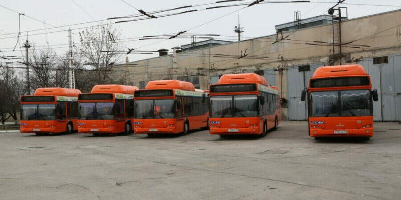 Выход общественного транспорта временно изменен: смотрите новый график движения