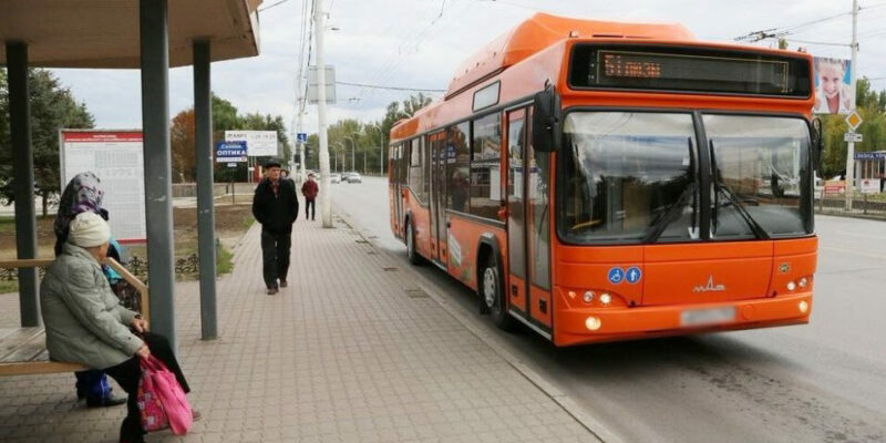Бесплатный проезд льготных категорий граждан на всех видах общественного транспорта на территории Ростовской области ограничен с 28 марта 2020 года