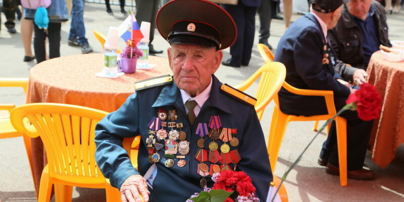 75-летие Великой Победы: всего 10 из 50 фронтовиков ВОВ приняли решение об участии в городских праздниках на День Победы
