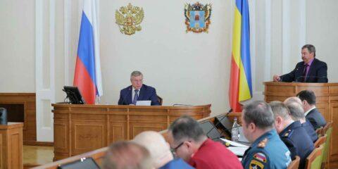 16 марта Василий Голубев подписал распоряжение об ограничении на Дону массовых мероприятий