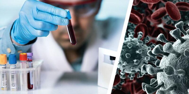 В Волгодонский инфекционный госпиталь доставлен пациент с подозрением на Covid-19