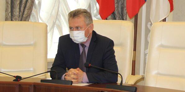 Виктор Мельников: «Соблюдать масочный режим обязаны все и практически везде»