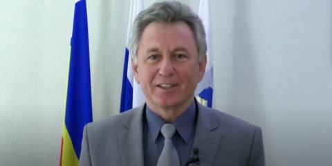 Виктор Мельников поздравил волгодонцев с Днем Победы