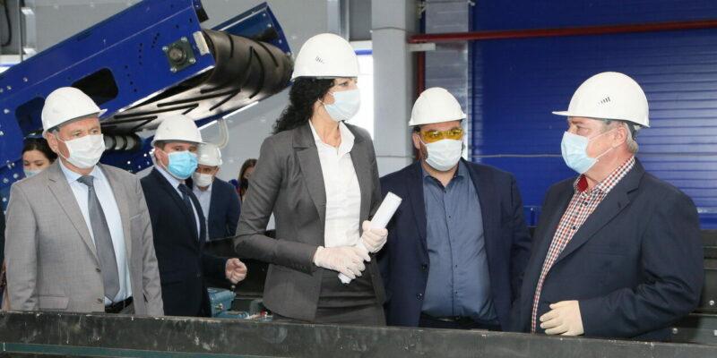 Губернатор осмотрел Волгодонский МЭОК и отметил, что объект полностью готов к эксплуатации