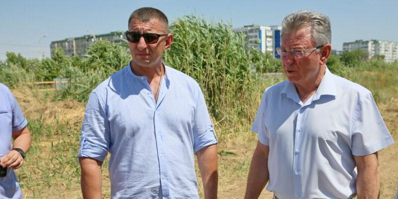 Центр единоборств в Волгодонске будет построен к осени 2021 года