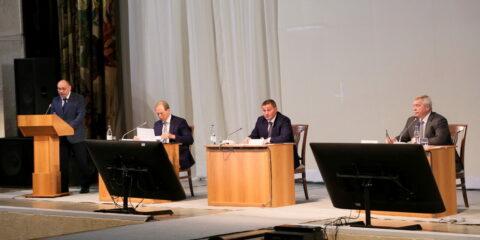 Василий Голубев: «Для сохранения водных ресурсов Дона необходимо объединить усилия регионов и федеральной власти»
