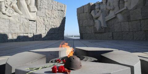 В Ростовской области открыли Народный военно-исторический музейный комплекс «Самбекские высоты»