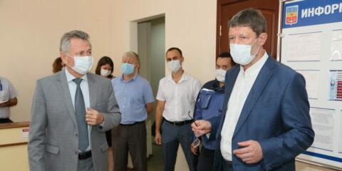 Эффективный муниципалитет: директор по развитию ПСР госкорпорации «Росатом» оценил работу по внедрению бережливых технологий в Волгодонске