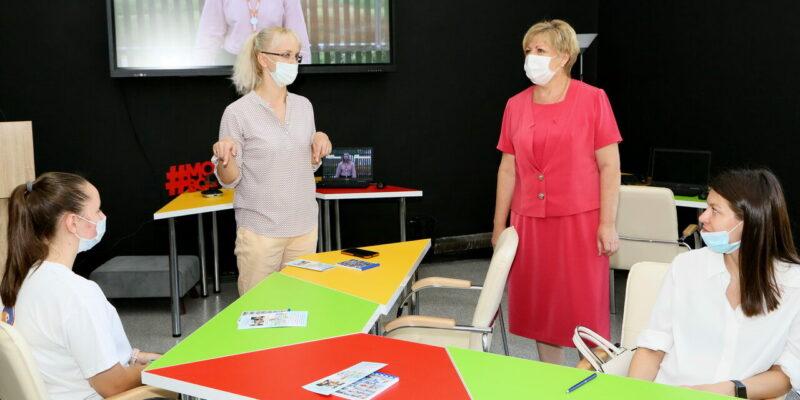 Сделаем вместе: в Волгодонске презентовали многофункциональный молодежный центр