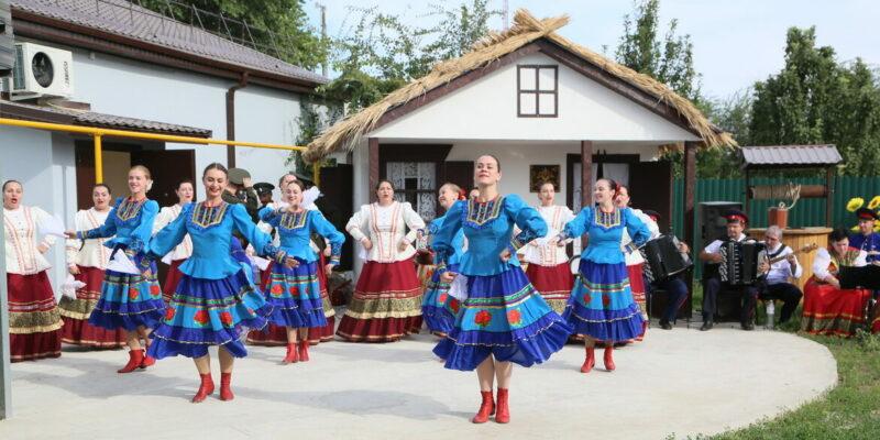 Сделаем вместе: благодаря поддержке губернатора в Волгодонске открылся Центр культуры и дружбы народов