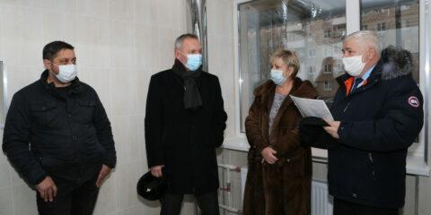 В Волгодонске завершаются строительно-монтажные работы на сооружении ПЦР-лаборатории