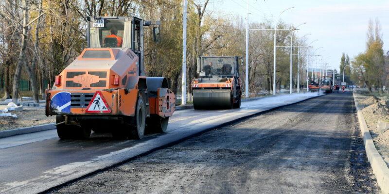 Капитальный ремонт улицы 1-ая Бетонная завершается