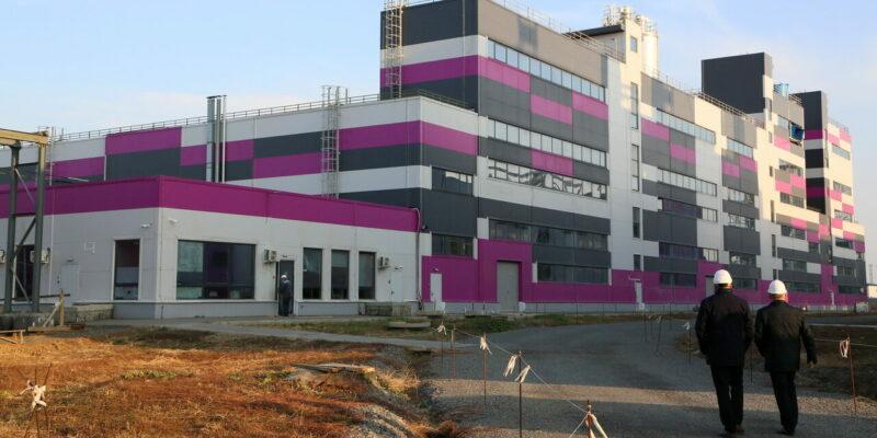 До конца 2020 года на «ДонБиотехе» возобновятся строительно-монтажные работы