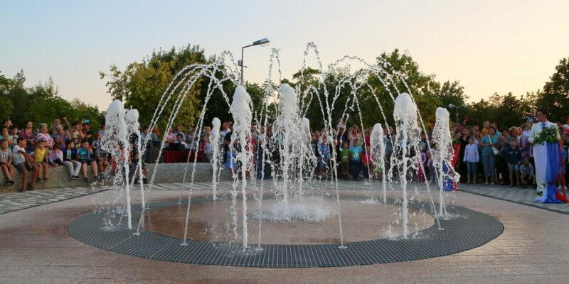 Итоги 2020 года: открытие фонтана, Центр дружбы народов, новые остановки и 16 новых станций для подкачки воды