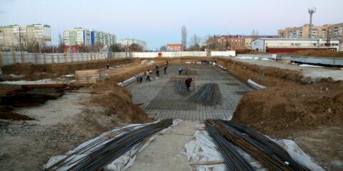 Виктор Мельников потребовал ускорить темпы работ по строительству Центра единоборств