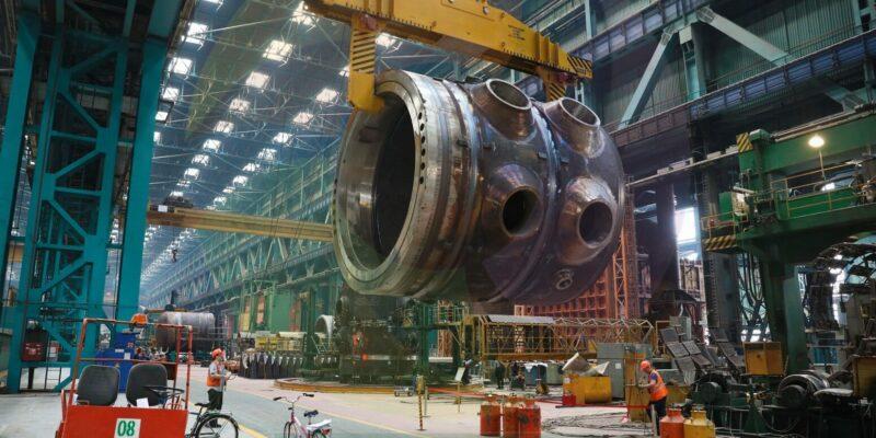 Промышленность Волгодонска бьет рекорды по объему отгрузки