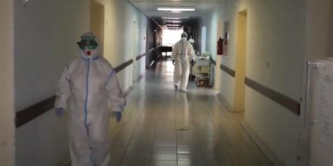 Спасибо за спасенные жизни: год назад в Волгодонске открылся ковидный госпиталь