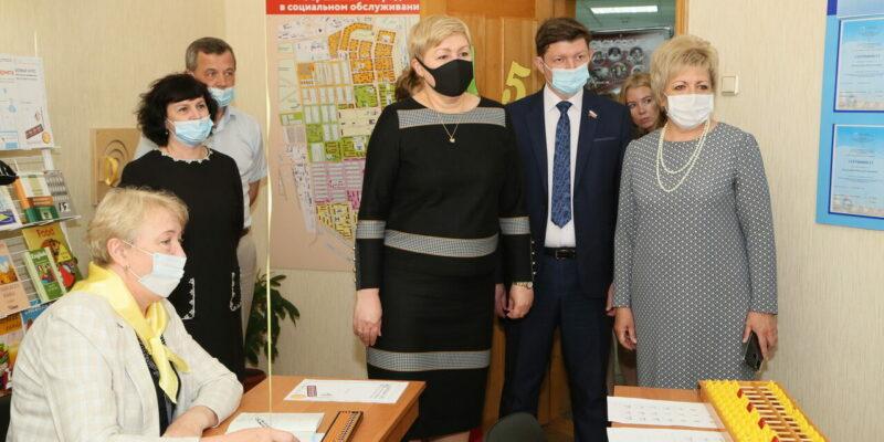 В Волгодонске открылся центр здоровья, досуга и образования для пожилых людей «Активное долголетие»