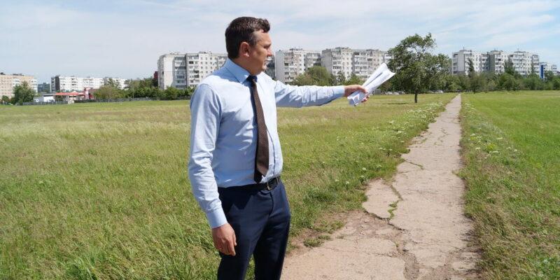 Юрий Забазнов: в рейтинге голосования за парк «Молодежный» не хватает 11 тысяч голосов