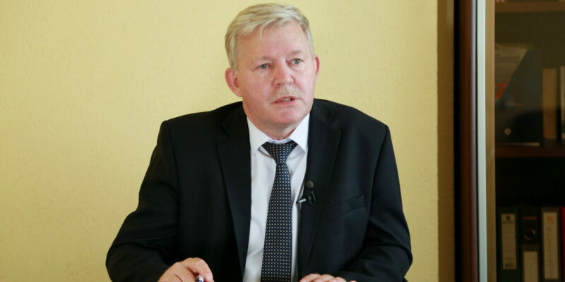 Сергей Макаров: о прогнозах года по инвестициям и о перспективах решения «газового» вопроса