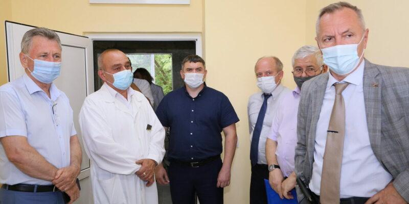 Ремонт хирургического отделения БСМП будет завершен к концу лета