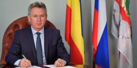 Виктор Мельников прокомментировал ситуацию с коронавирусом и усиление ограничений в Волгодонске
