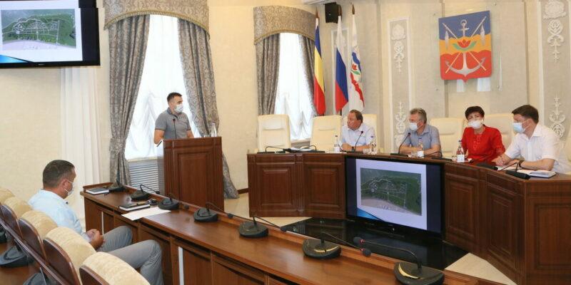 Администрация Волгодонска и депутаты всех уровней поднимают тему развития и благоустройства городской набережной