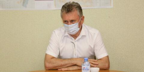 Виктор Мельников: абсолютный приоритет – контроль графиков работ на главных стройках Волгодонска
