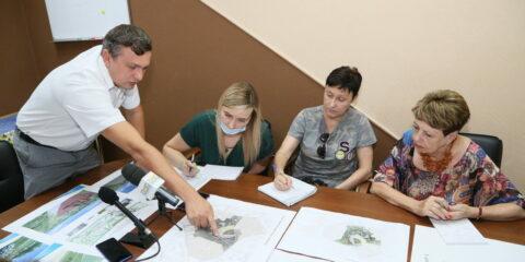 Юрий Забазнов: ждем от горожан предложений по благоустройству городской набережной