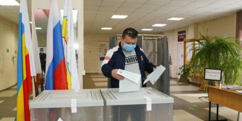Выборы в Волгодонске состоялись. В округе победили «Единая Россия» и Виктор Дерябкин