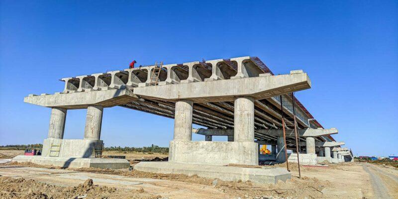 Третий мост: видеорепортаж с самой масштабной стройки Волгодонска
