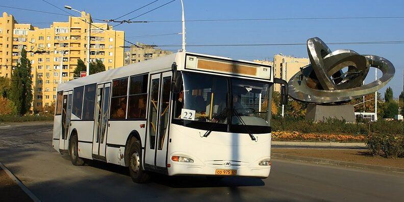 Сегодня в Волгодонске  начала работать новая схема перевозок в общественном транспорте