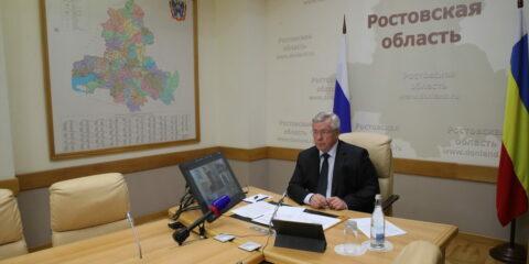 Губернатор поручил изучить предложения по ужесточению санитарных ограничений в донском регионе